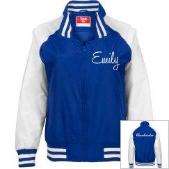 Cheer Team Jacket