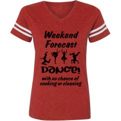 Weekend Forecast - Dance Mom