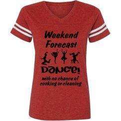Weekend Forecast - Dance Mom