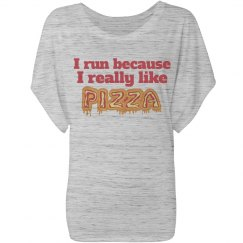I Run for Pizza!