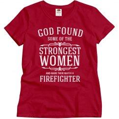 Firefighter match