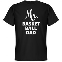 Mr basketball dad