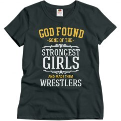 Strong Wrestlers