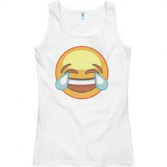 Happy emoji shirt