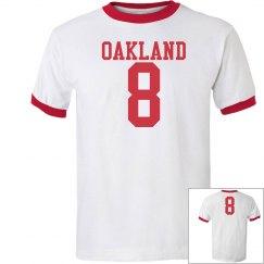 Oakland number 8