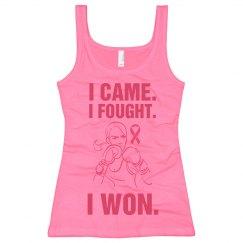 I Beat Breast Cancer