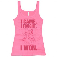 I Beat Breast Cancer