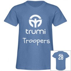 Youth Troopers Team Tee
