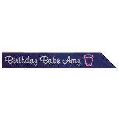 Birthday Babe Custom
