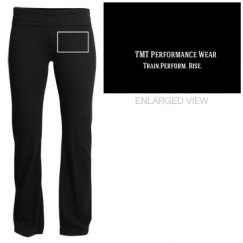 TMT PERFORMANCE YOGA PANTS