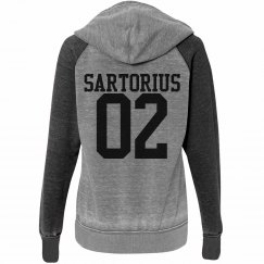 Team Jacob Sartorius Fashion Hoodie Year 2002