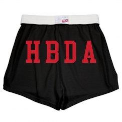 HBDA Soffe Shorts