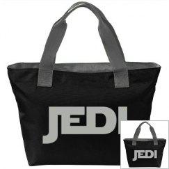 Jedi Zip Tote bag