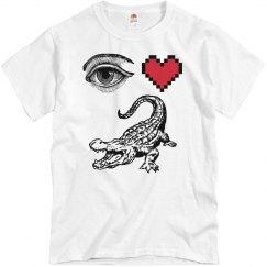 I love Alligators