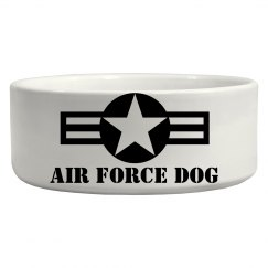 Air Force Dog