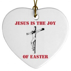 Jesus the joy of easter