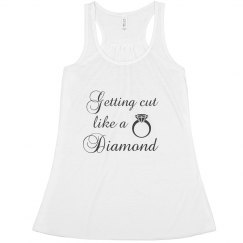 Getting cut like a Diamond