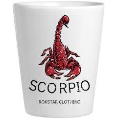 Shotglass - Scorpio
