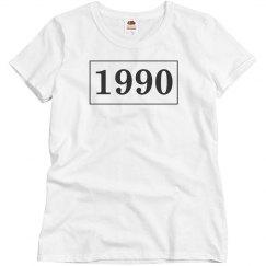 1990 Basic Tee