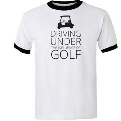 Driving under the influence of Golf