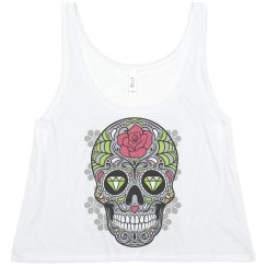 Sugar Skull Tank