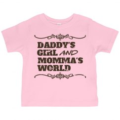 Daddys Girl Mommas World