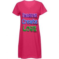 Imagine Create Love