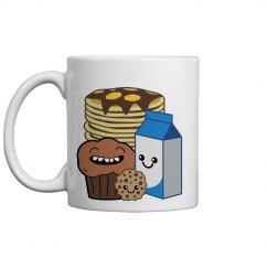 Foody Family Coffee Mug