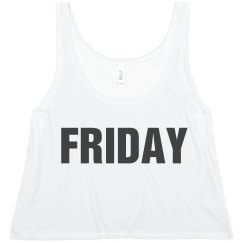 Friday tee