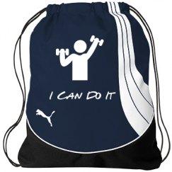 Drawstring Gym Bag