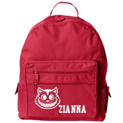 Personalized school bag
