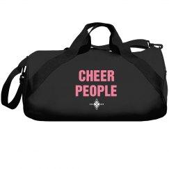 Cheer people