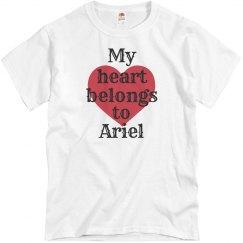 My heart belongs to Ariel