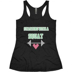 Starting With A Squat fit