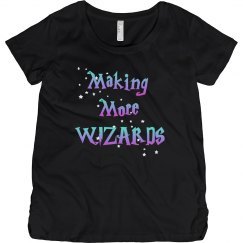 Making More Wizards