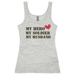 My Hero Soldier Husband