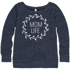 Mom Life Sweater