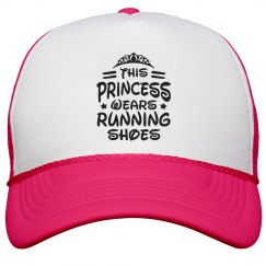 This Princess Wears Running Shoes Hat