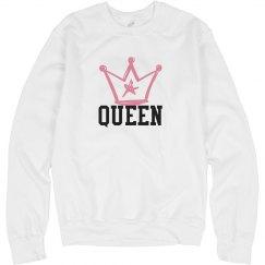 Queen Crewneck