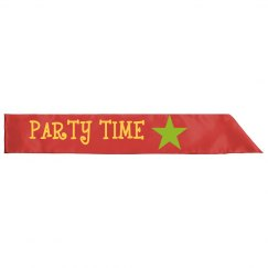 Party Sash