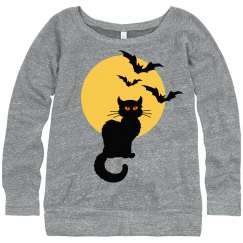 Cats & Bats Sweater