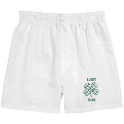 Lucky Irish shorts