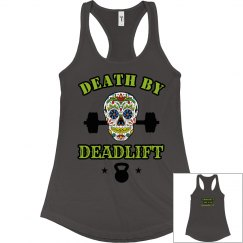 Death by deadlift