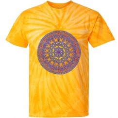 Tie Dye Mandala T-shirt
