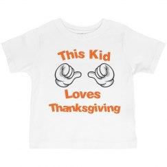 This Kid Thanksgiving