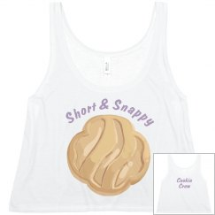 Shortbread Cookie Girl