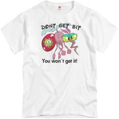 Don`t get bit! You won`t get it!