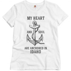 Anchored in Idaho