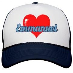 I love Emmanuel