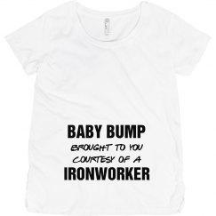 Ironworker baby bump